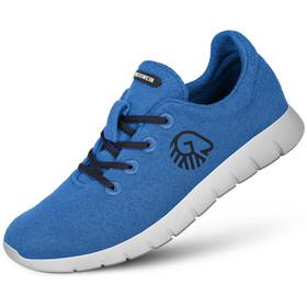 Giesswein Merino Runners - Chaussures Homme - bleu